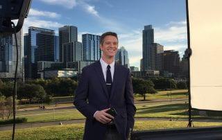 NBC News and MSNBC correspondent Garrett Haake '07