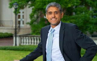Diabetes research by the Cox School's Vishal Ahuja aims to lower patient care costs.