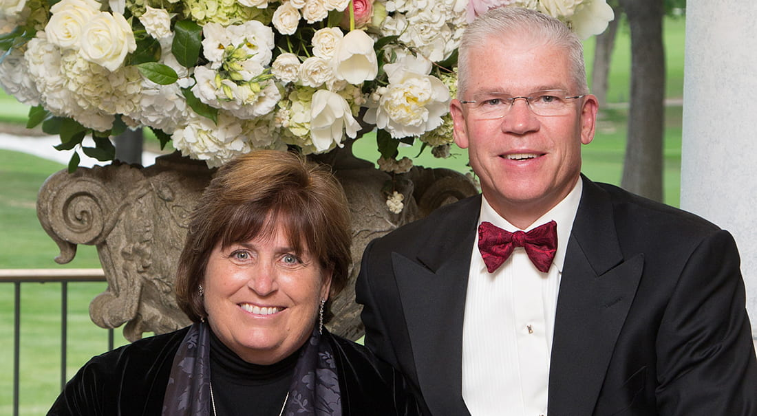 A new gift from Mary and Rich Templeton will create scholarships and fellowships in the Lyle School of Engineering.