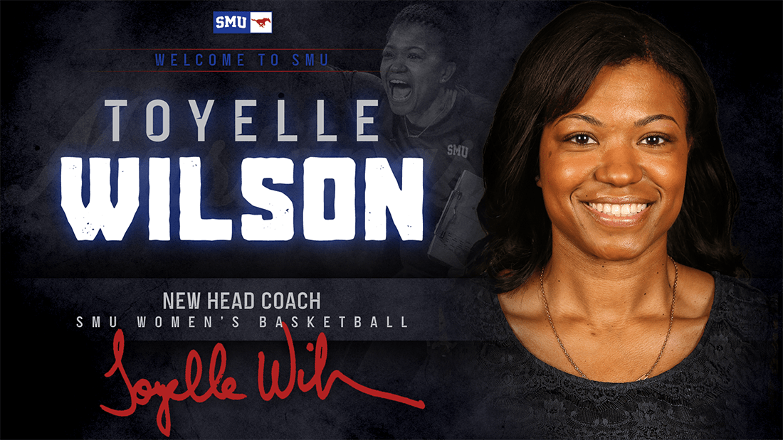 Women's basketball welcomes new head coach Toyelle Wilson.