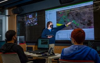 • As a research and data science powerhouse, SMU helps Dallas extend its reach nationally and internationally.