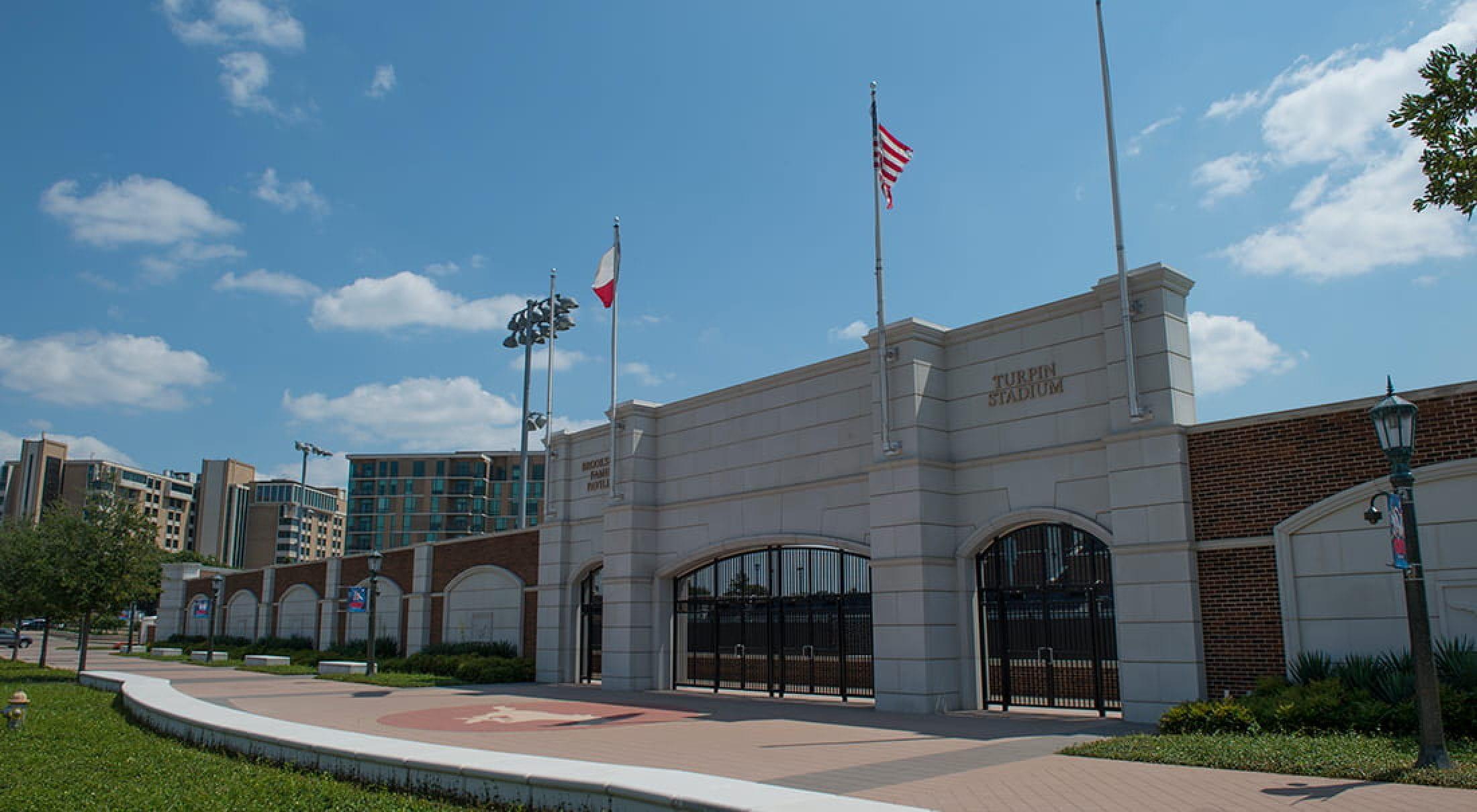 Styslinger/Altec Tennis Complex at SMU.