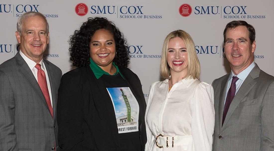 Cox Distinguished Alumni 2021