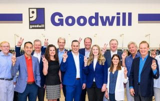 SMU alumni involved with Goodwill