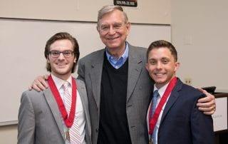SMU celebrates economist Tom Fomby