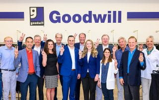 Goodwill-SMU partnership thrives