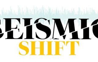 Seismic Shift header