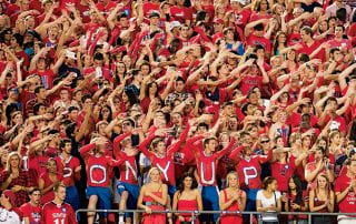 Don't miss out on this season of SMU football.