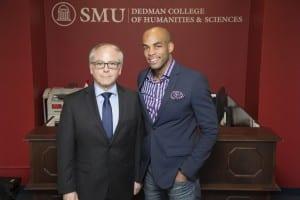 Dedman Alumni Leandre Johns Conversation