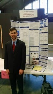 Steven Elliott science fair