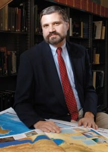 Paul Diehl - professor of political science. Courtesy College of LAS