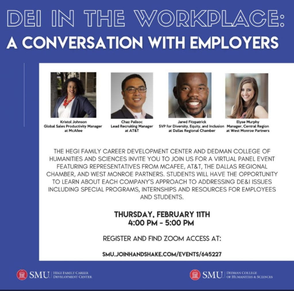 DEI in the workplace event