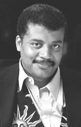 Astrophysicist and PBS 'NOVA scienceNOW' host Neil deGrasse Tyson