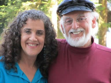 Drs. Julie Schwartz Gottman and John Gottman, founders of the Relationship Research Institute