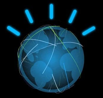Watson, the IBM supercomputer, as depicted in its avatar