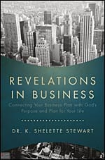 'Revelations in Business' book cover