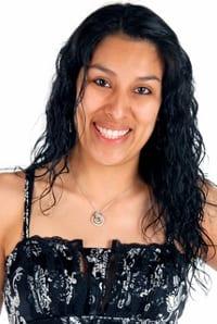 SMU student Kimberly Mendoza