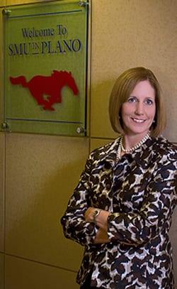 Kate Livington, SMU-in-Plano