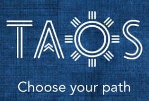 SMU-in-Taos logo