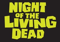 'Night of the Living Dead' 1968 logo