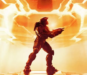 The Master Chief in 'Halo 4'