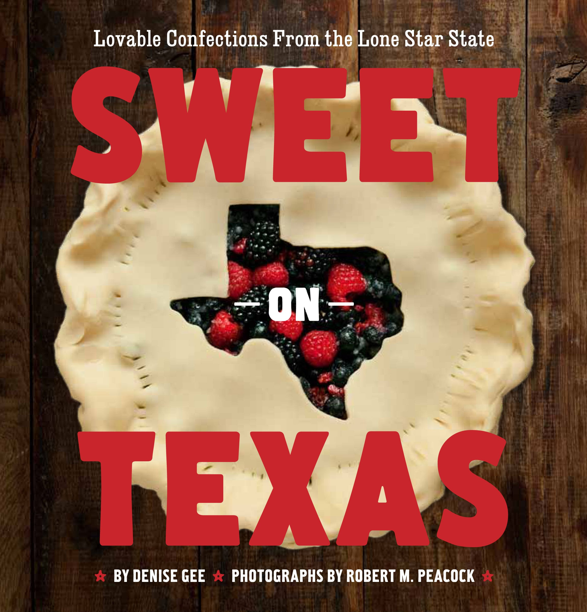 'Sweet On Texas' bookcover