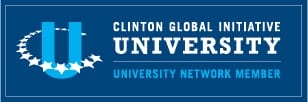 Clinton Global Initiative University Network logo