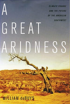 'A Great Aridness' book cover