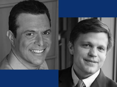 Michael Beschloss and Douglas Brinkley