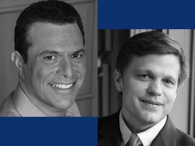 Michael Beschloss and Douglas Brinkley