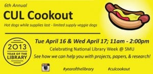 CUL Cookout 2013 promo image