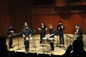 Meadows Percussion Ensemble