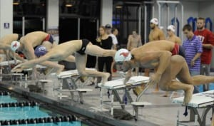 TCU Swim/Dive vs SMU