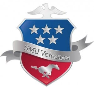 SMU Veterans pin