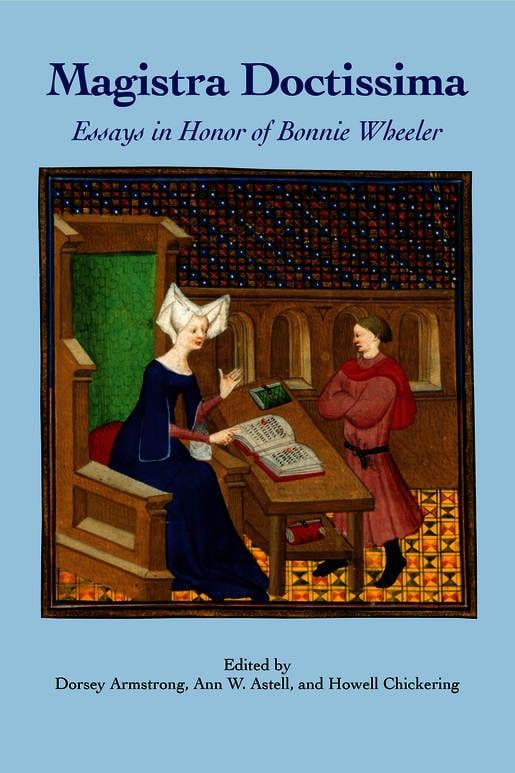 'Magistra Doctissima' cover