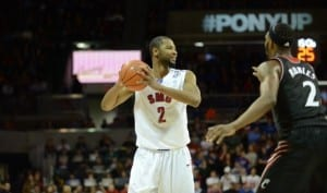 Shawn Williams #2, SMU Basketball