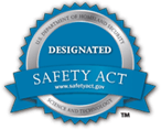 DHS Designated SAFETY Act seal