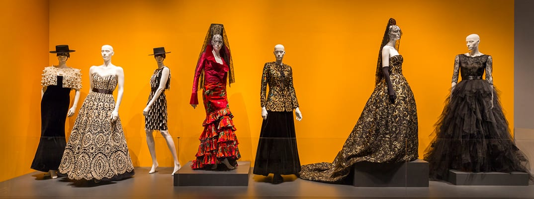 Bush Center Oscar de la Renta exhibit, 'Five Decades of Style'