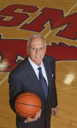 SMU Head Coach Larry Brown