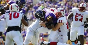 NCAA Football: Southern Methodist at East Carolina