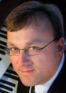 Concert organist Stefan Engels, SMU