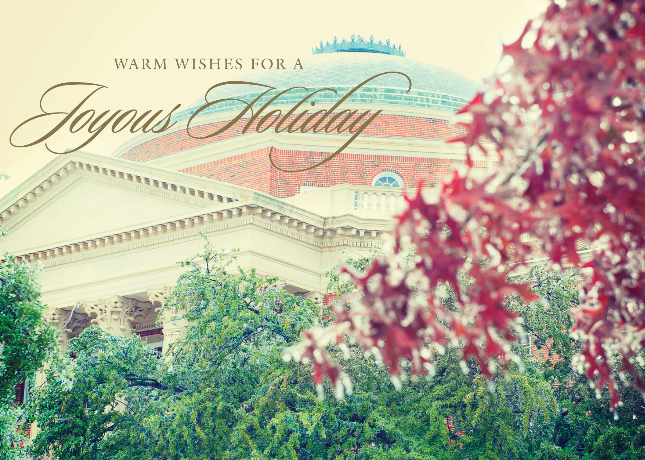 SMU holiday card 2014