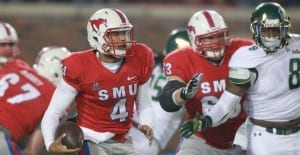 NCAA Football: USF vs. SMU
