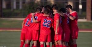 SMU Soccer.  Photo by George Walker for DFWsportsonline
