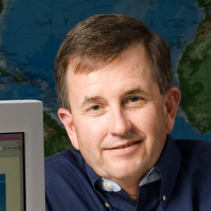 Brian W. Stump, Albritton Professor of Geological Sciences and AAAS Fellow, SMU