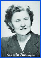 Loretta O'Reilly Hawkins
