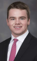 SMU junior Ryan Burgess