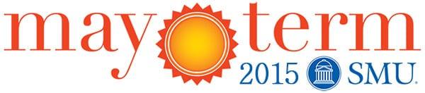 SMU MayTerm 2015 logo