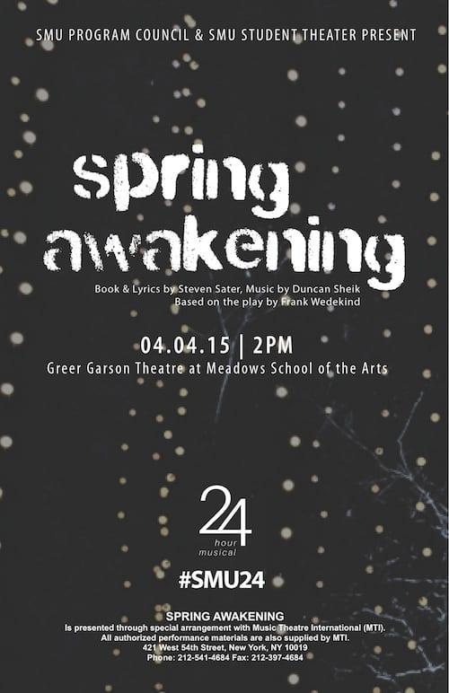 SpringAwakeningPoster
