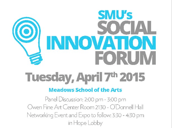 SMU Social Innovation Forum 2015